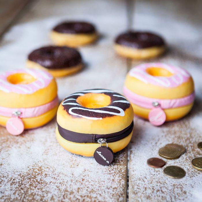 Duftende Geldbörsen im Donut Design