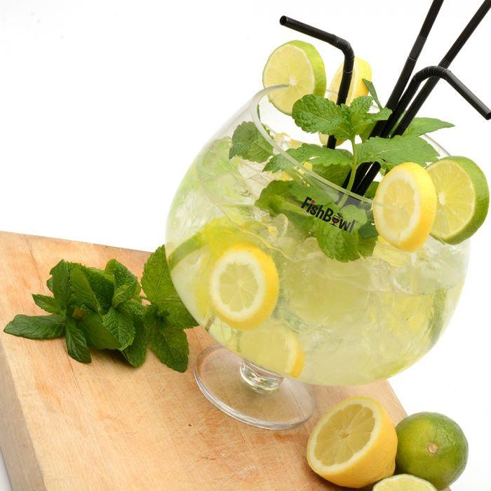 Fishbowl Glas Party-Set