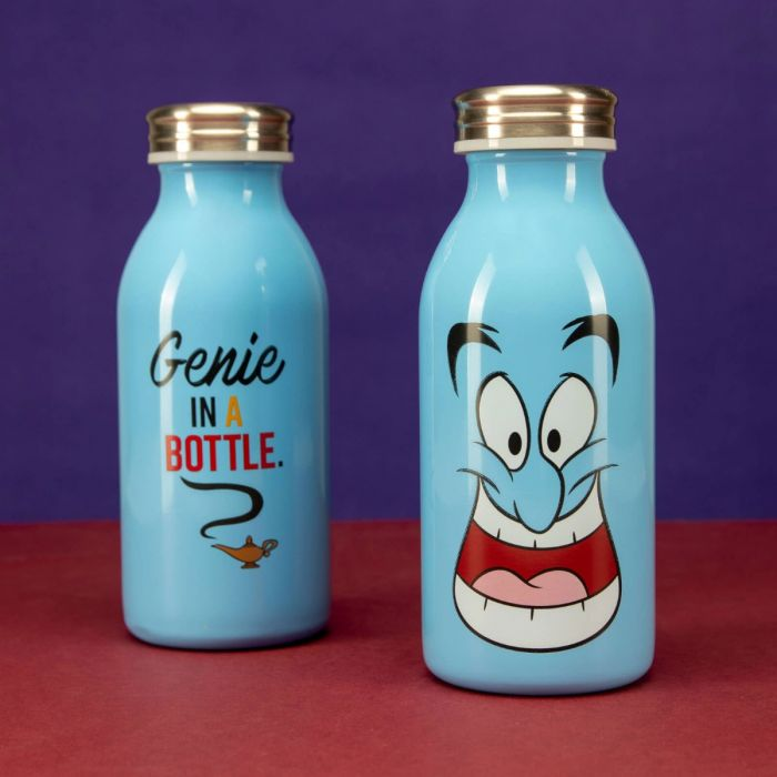 Aladdin Dschinni Wasserflasche