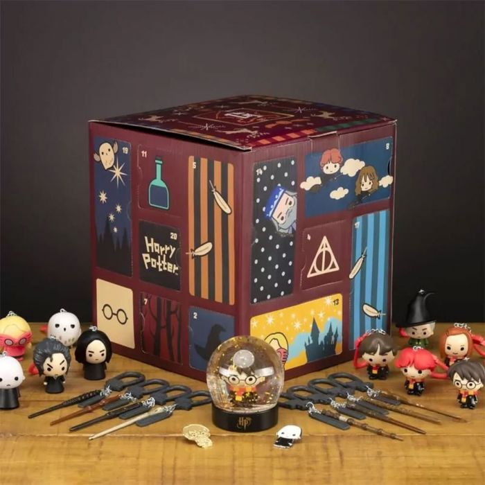 Harry Potter Adventskalender Deluxe