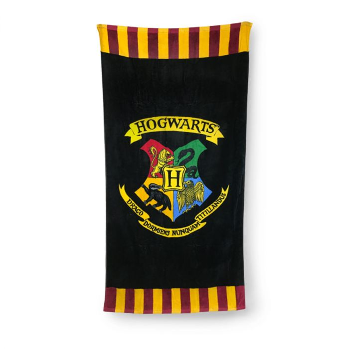 Harry Potter Hogwarts Handtuch