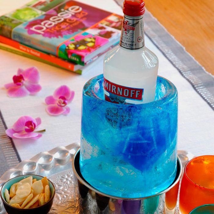 Ice Cooler - Kreativer Flaschenkuehler