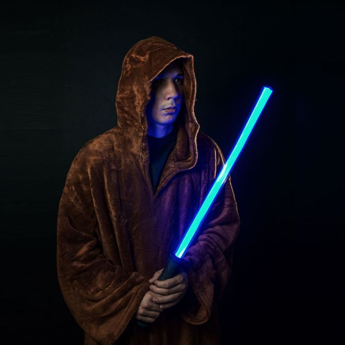Jedi Lichtschwert mit Sound