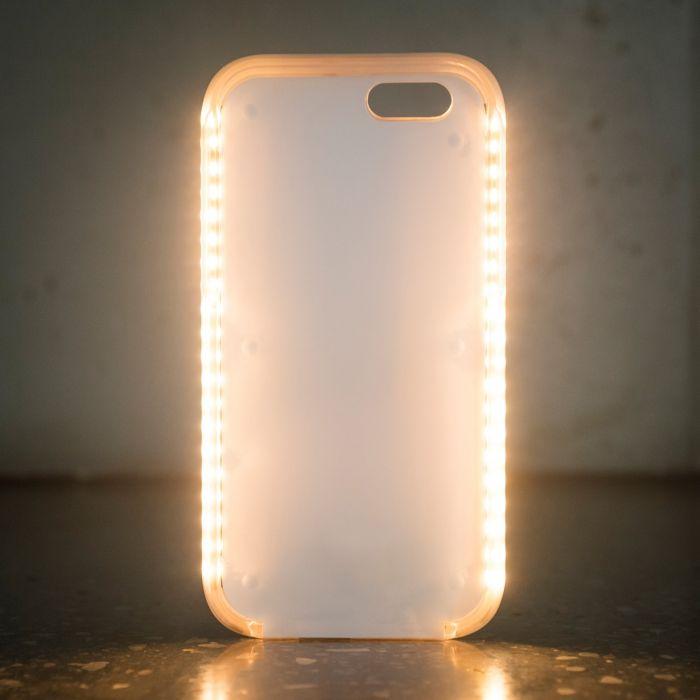 Light Case Power Bank für iPhone 6 / 6S und 7