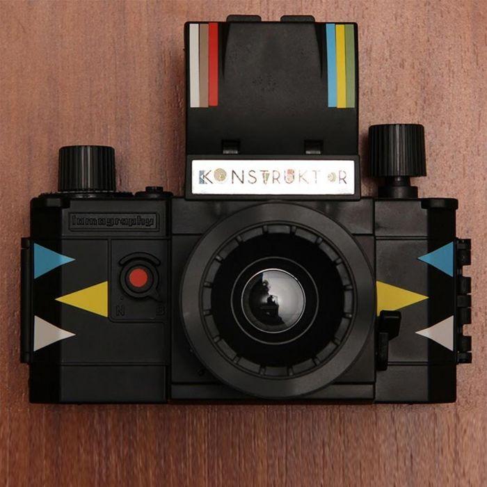 DIY Konstruktor SLR Lomografie Kamera