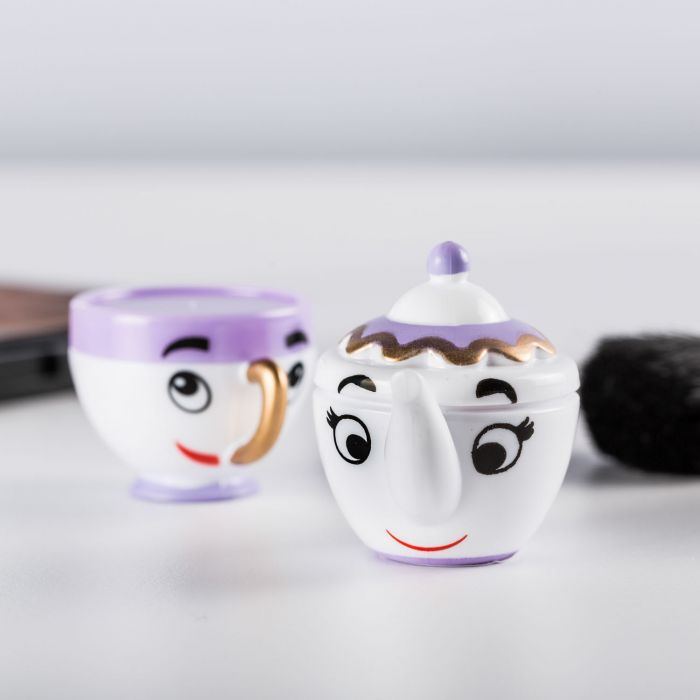 Madame Pottine und Tassilo Lippenbalsam