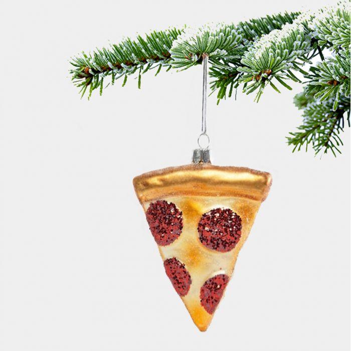 Pizza Christbaumschmuck