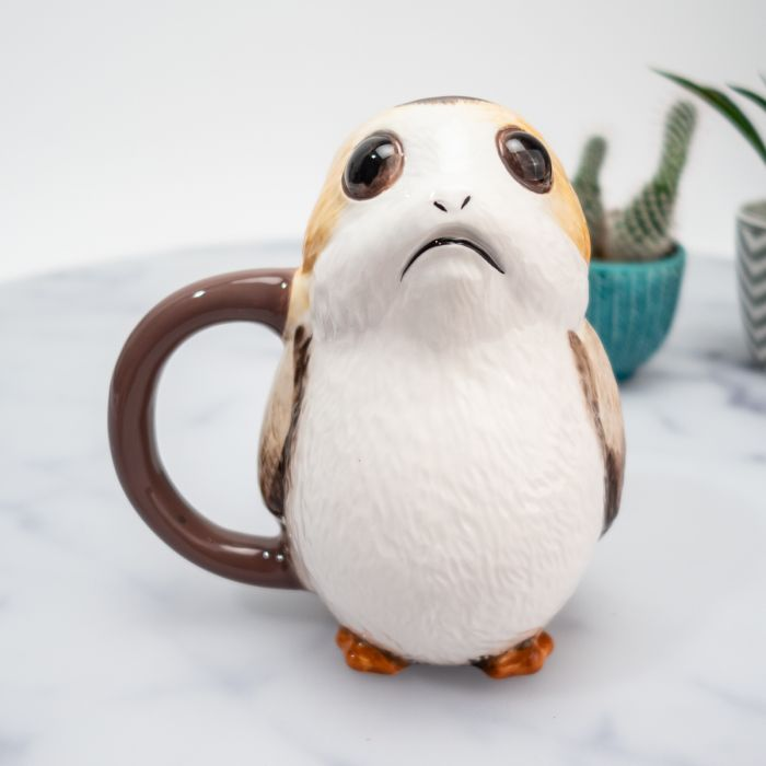 Star Wars Porg Tasse