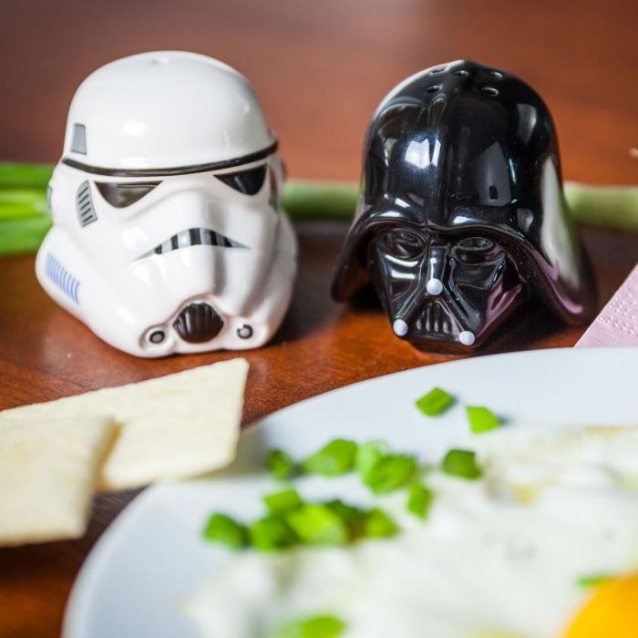 Star Wars Salz- und Pfefferstreuer