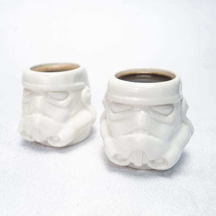 Original Stormtrooper Espresso-Tassen Set