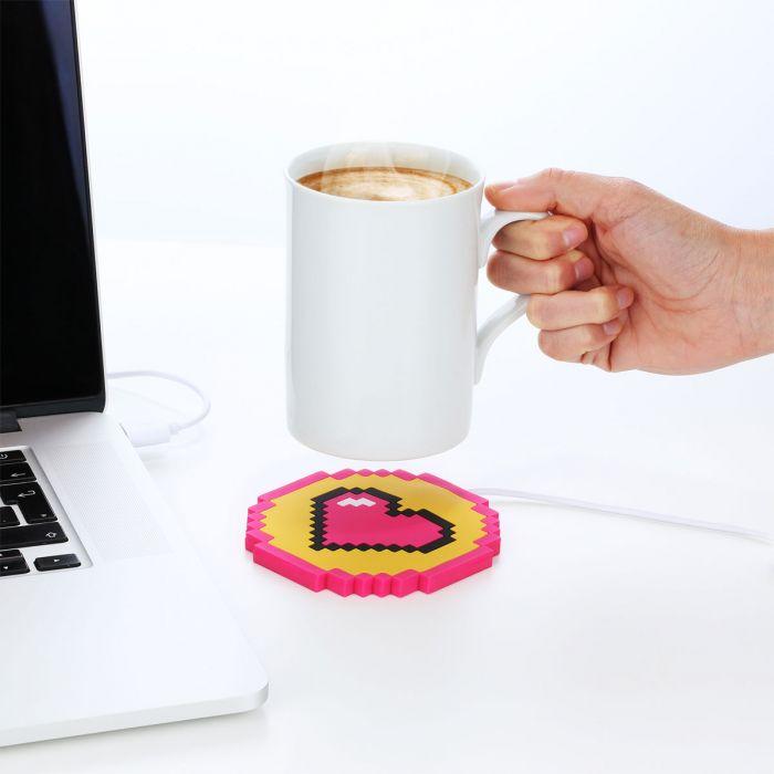 USB Tassenwärmer Herz
