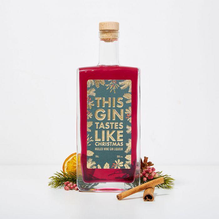 Tastes Like Christmas Gin-Likör