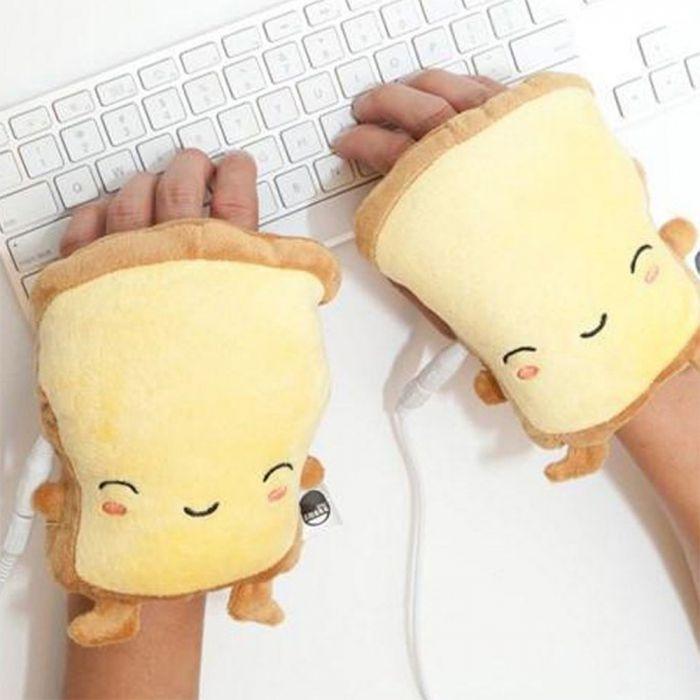 Toast Handwärmer mit USB
