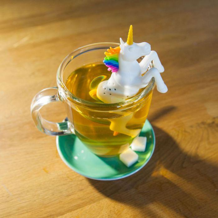 Tee-Einhorn