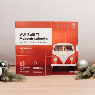 Adventskalender VW Bulli T1 Bausatz