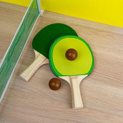 Avocado Tischtennis Set