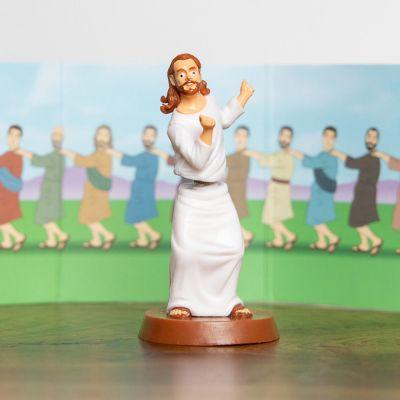 Wackelfigur Dancing With Jesus