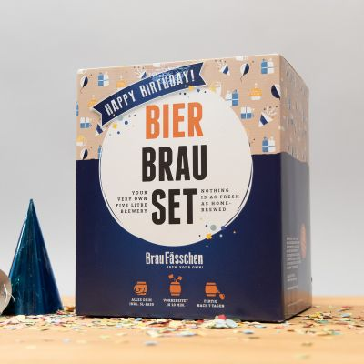 Bierbrau Set Geburtstags-Edition