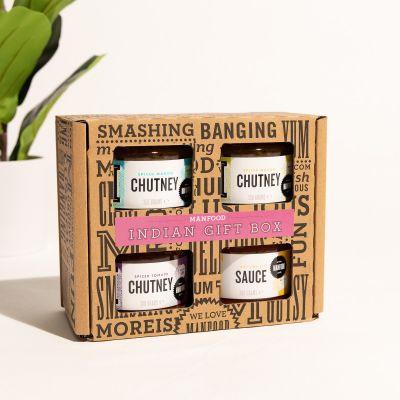 Indien Spezialitäten Geschenkbox
