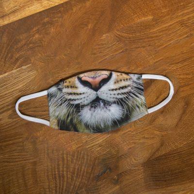 Gesichtsmaske Tiger