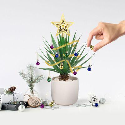 Christbaumschmuck für Zimmerpflanzen