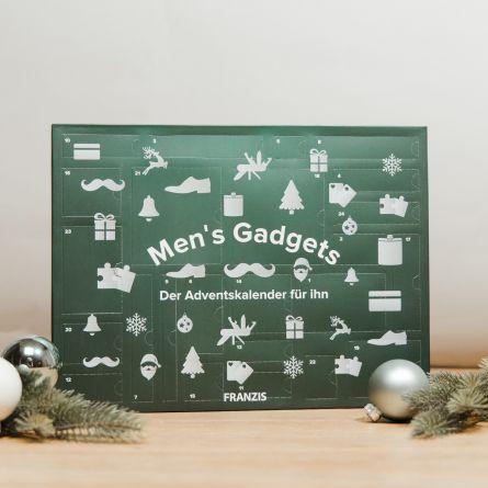 Adventskalender mit Gadgets für Jungs
