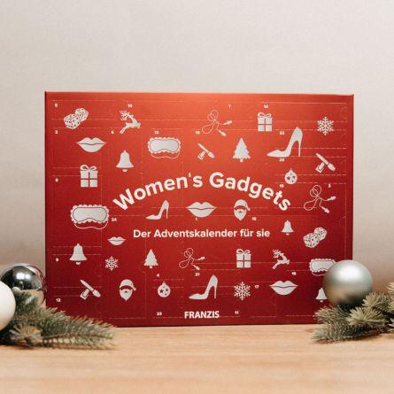 Adventskalender mit Gadgets für Mädels
