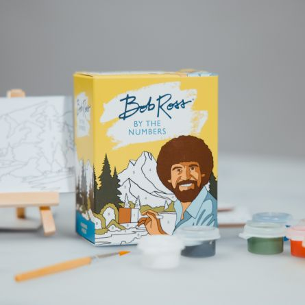 Bob Ross Mini Malset