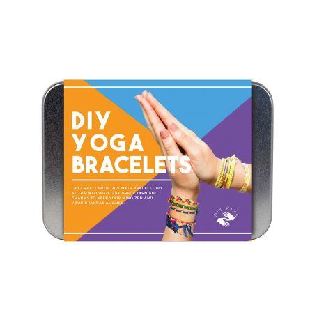 DIY Yoga Armbänder