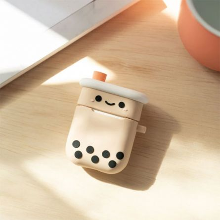 Bubble Tea AirPod Case