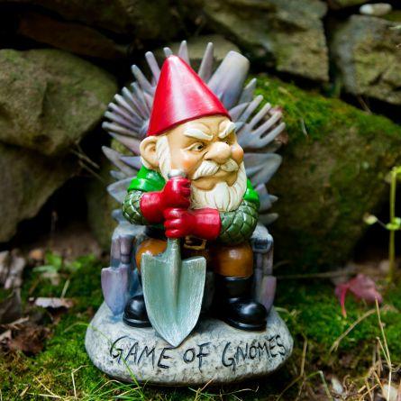 Game of Gnomes Gartenzwerg