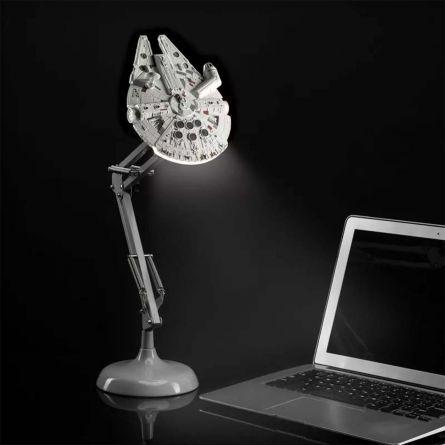 Star Wars Millennium Falke Schreibtischlampe