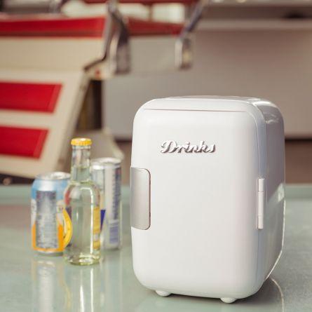 Mini Retro Kühlschrank