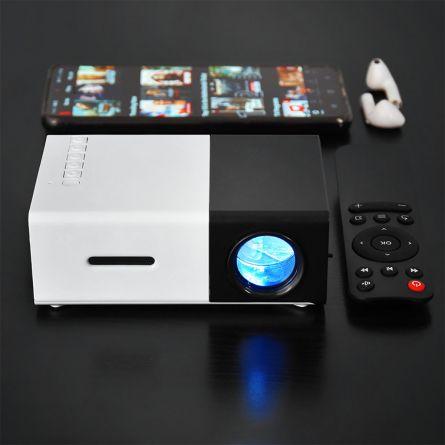 Mini Beamer fürs Smartphone