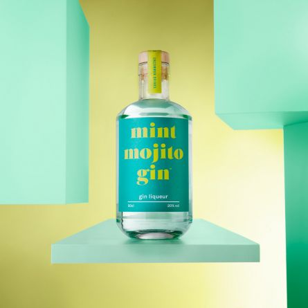 Mint Mojito Gin-Likör