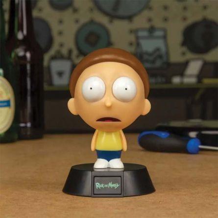 Morty 3D Tischleuchte