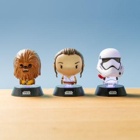 Star Wars Mini-Leuchten
