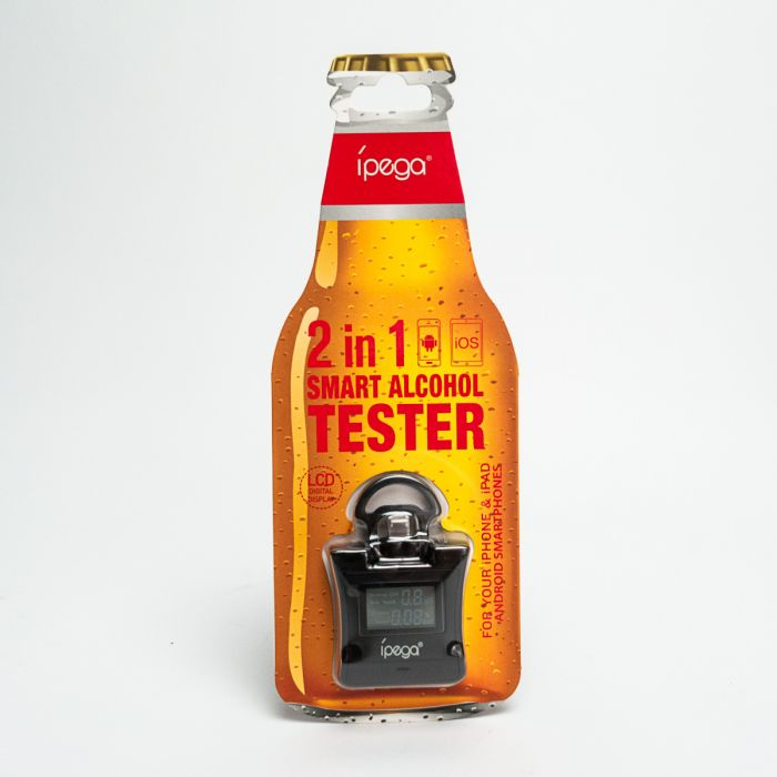 Alkohol-Tester für Smartphones