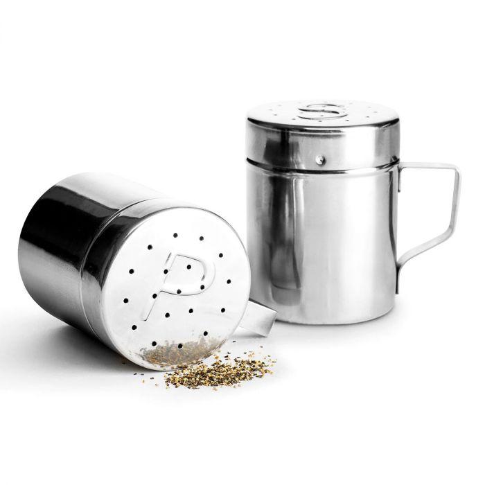 BBQ Salz- und Pfefferstreuer Set