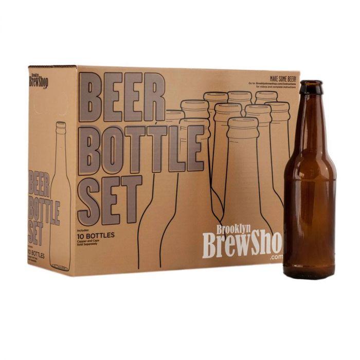 Brooklyn Brew Shop Bierflaschen Set