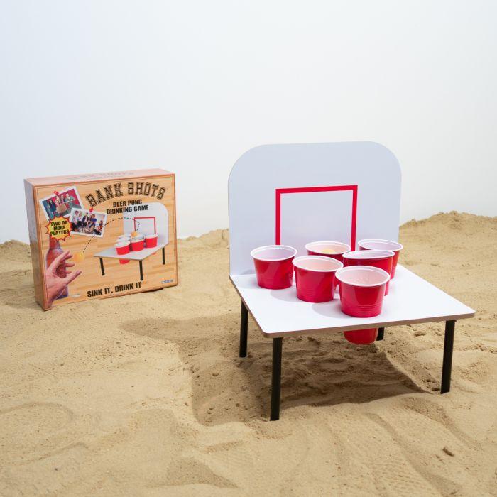 Riesen Beer Pong Spiel