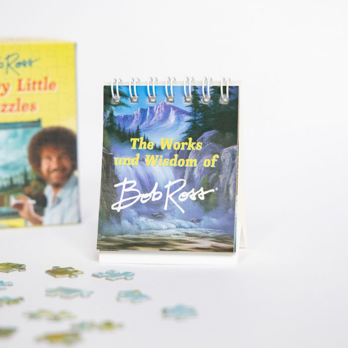 Bob Ross Happy Little Puzzles