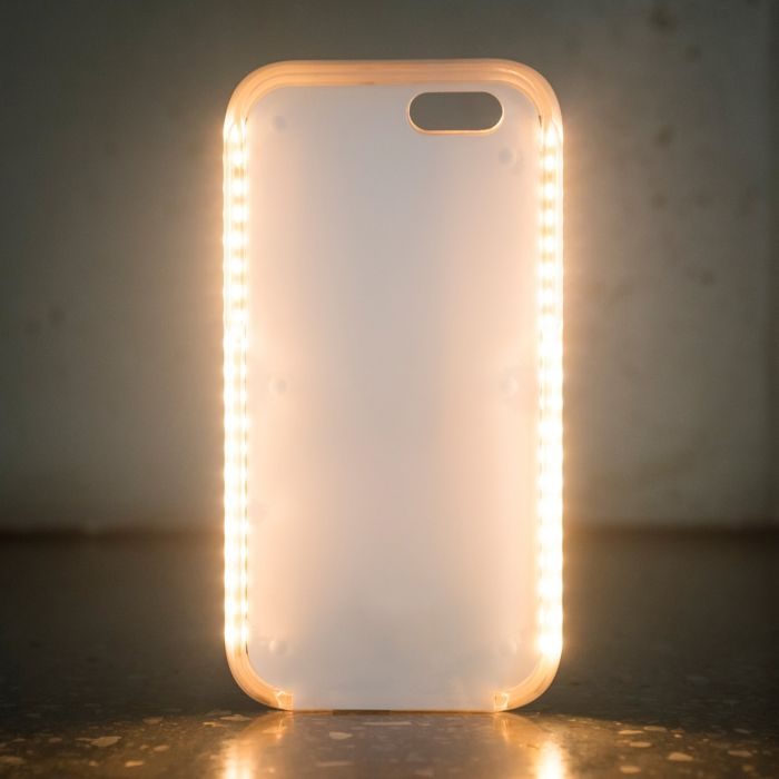 Light Case Power Bank für iPhone 6 / 6S und 7