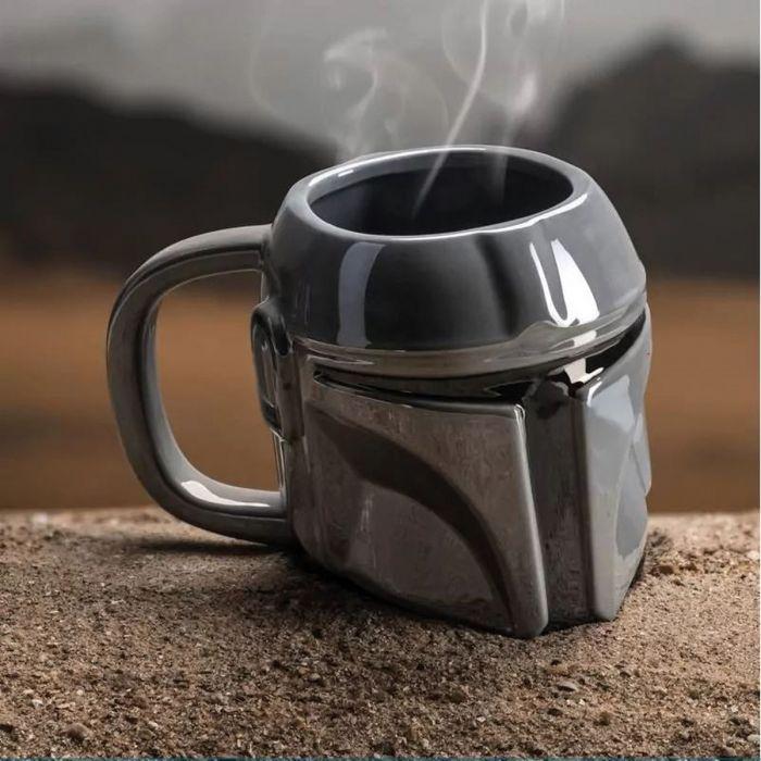 Star Wars The Mandalorian Tasse