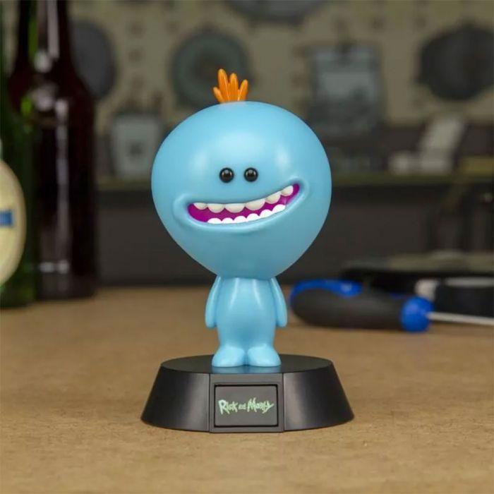 Rick & Morty Mr. Meeseeks Leuchte