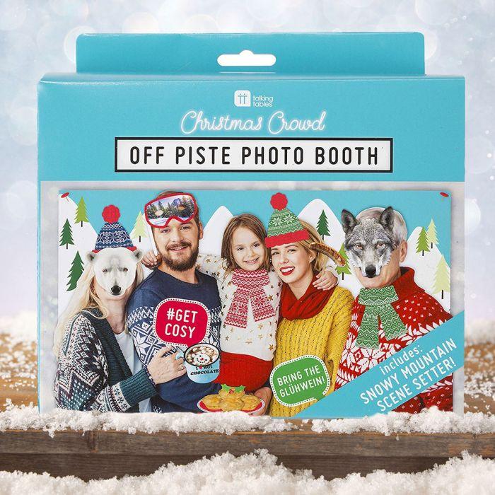 Off Piste Foto-Kit für Weihnachten