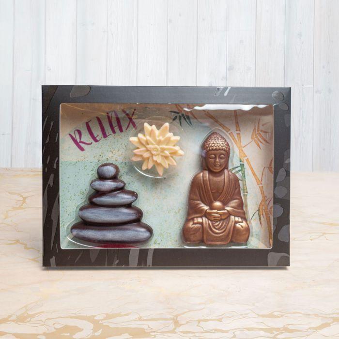 Relax-Set aus Schokolade