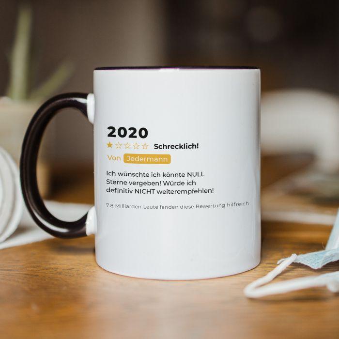 Die Tasse mit deiner Bewertung