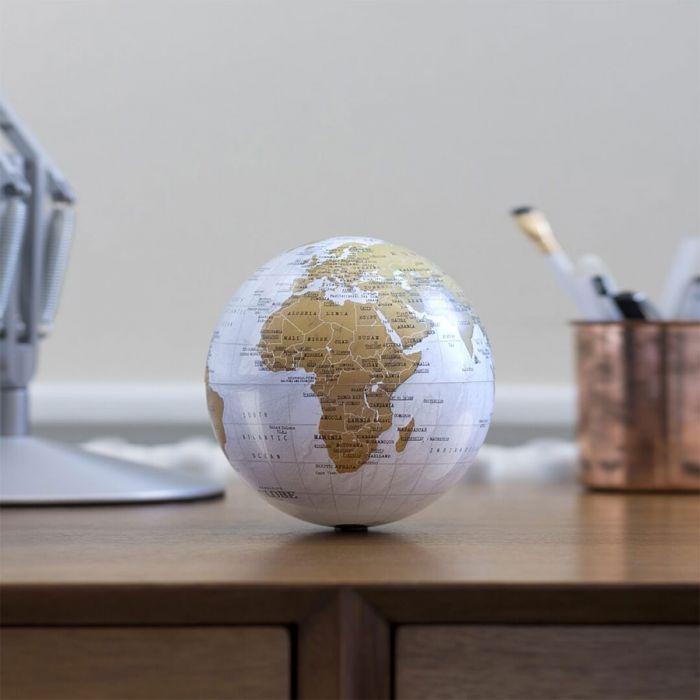 Rotierender Mini Globus