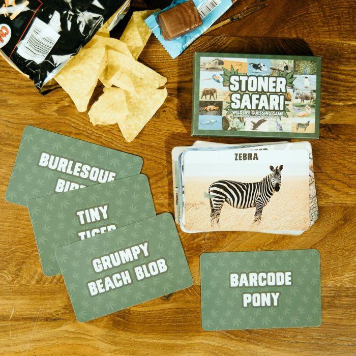 Stoner Safari Kartenspiel